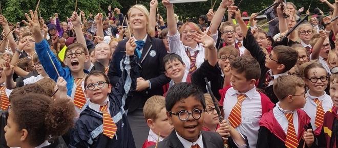 Harry Potter celebrates 20th anniversary