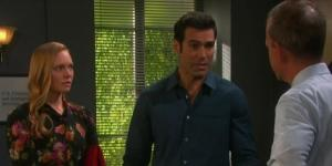 Days of our Lives Abigail and Dario. (Image via Youtube screengrab)
