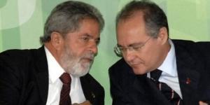 """Lula e Renan decidem voltar a """"amizade"""""""