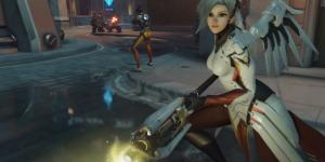 Mercy from Blizzard's 'Overwatch'. Source: Blizzard Press Kit