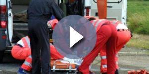 Pesaro, muore in un incidente stradale un'anziano. (Foto di repertorio)