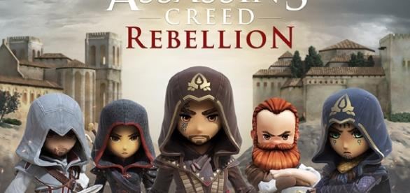 All Games Delta: Assassin's Creed Rebellion Announced for iOS - Image UbiSoft/Youtube screencap