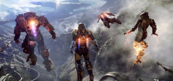 "BioWare says 'Anthem"" is to offer even more than 'Mass Effect: Andromeda' (Image Credit: GameTyrant /gametyrant.com)"