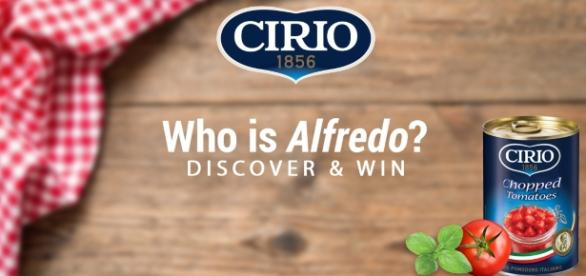 Cirio's 'Who is Alfredo?' campaign brings food-stravaganza to the next level