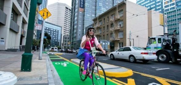 Here's why you should be biking to work for San Francisco Bike to ... - sfgate.com