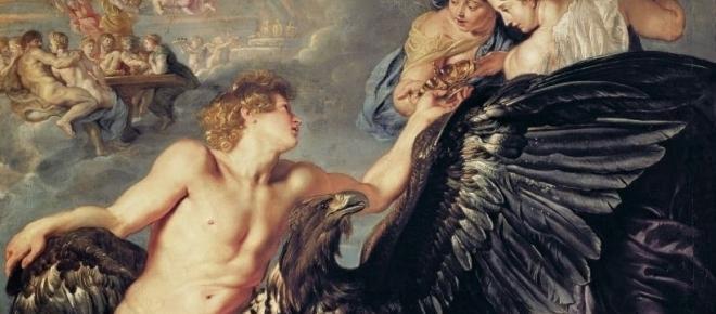 El príncipe troyano que se convirtió en amante de Zeus