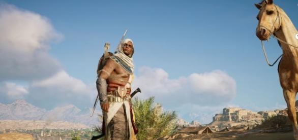 """Assassin's Creed Origins"" game director wants to promote exploration and reward discovery (via YouTube/Ubisoft US)"