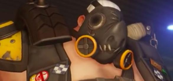 """Following patch 1.12, most """"Overwatch"""" players think that Roadhog's usefulness in the game has diminished (via YouTube/PlayOverwatch)"""