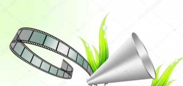 Fondo festival de cine de naturaleza y medio ambiente. Archivo ... - depositphotos.com