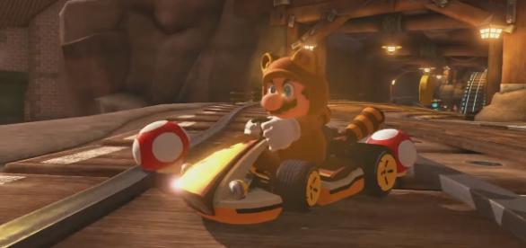 """Nintendo just released the second update to """"Mario Kart 8 Deluxe"""" (via YouTube/Nintendo)"""