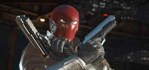 """Red Hood is set to arrive to """"Injustice 2"""" alongside Starfire and Sub-Zero (via YouTube/Injustice))"""