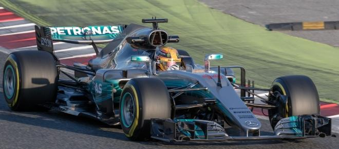 Formula One: current drivers classes and rating