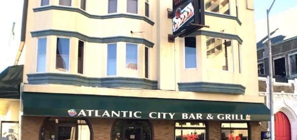 The Atlantic City Bar & Grill 1219 Pacific Avenue, Atlantic City, NJ 08401 ( Photo credit myself )