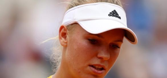 Wozniacki makes French Open quarter finals for the first time ever - Picture courtesy of CNN.com - cnn.com