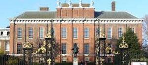 Kensington Palace being renovated [Image: commons.wikimedia.org]