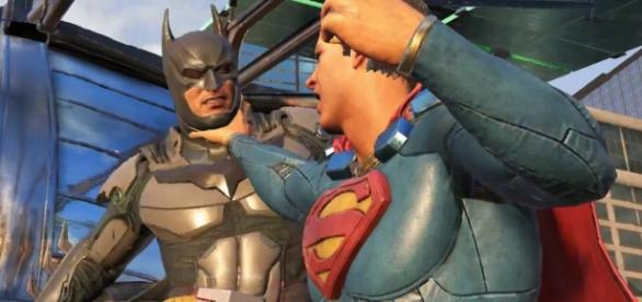 """Creative director Ed Boon teases the possibility of a story mode expansion in """"Injustice 2""""  YouTube   Injustice"""