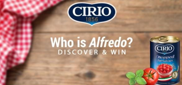 "It's about time we should know ""Who is Alfredo?"" in fettuccine!"