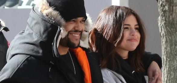 Selena Gómez y The Weeknd, una de las parejas más famosas