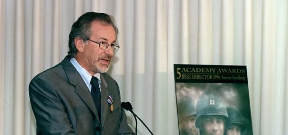 Steven Spielberg, via Wikimedia Commons