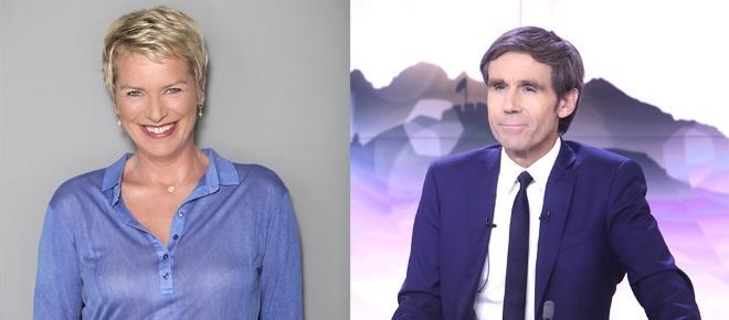 France 2 : Élise Lucet réagit à l'éviction de David Pujadas