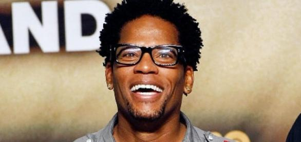 D.L. Hughley defends Kathy Griffin