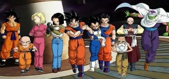 Dragon Ball Super Yamcha en el torneo universal