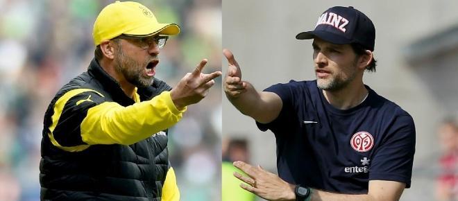 BVB: Klopp und Tuchel sind Geschichte - Bosz ist der neue Boss
