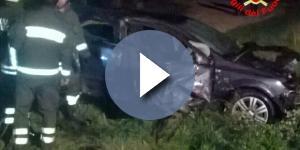 Tragedia a Latina Scalo: esce fuori strada con l'auto, muore ... - ilcaffe.tv