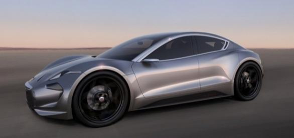 Fisker EMotion revealed - electric Tesla rival with 400 miles of ... - evo.co.uk