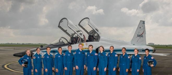 La NASA presenta clase 2017 de candidatos a astronautas
