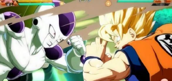Dragon Ball Fighters by Bandai Namco and Arc System Works