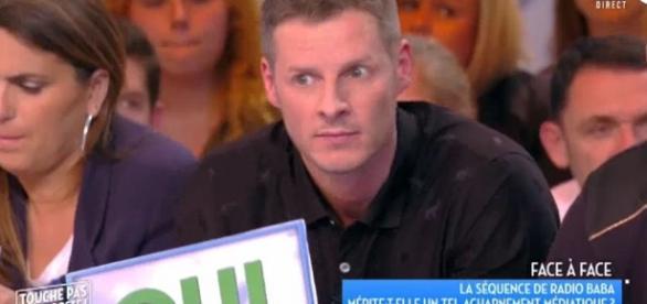 Matthieu Delormeau agacé par le canular homophobe de Cyril Hanouna