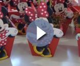 Como fazer em casa lembrancinhas de festa infantil (Foto: Reprodução)
