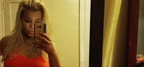 Filha de Olga estava sendo acusada por algo que não cometia (Foto: Reprodução)