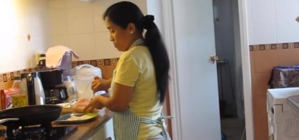 Domestic Helpers in Hong Kong: (Image Credit Sophia Ward / YouTube)