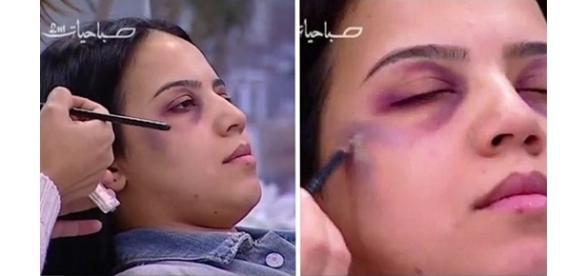 TV marroquina revolta ao ensinar como esconder hematomas de agressão doméstica
