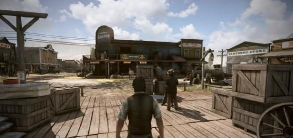 Wild West Online - Official Gameplay (Image credit Trailer GameSpot | Youtube)