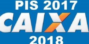 Caixa divulgou o calendário oficial do PIS 2017/2018 (Foto: Reprodução)
