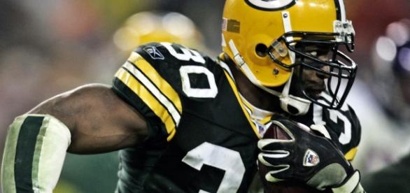 Ahman Green Was Crazy Good in 2003 — The Power Sweep, a Green Bay ... - thepowersweep.com
