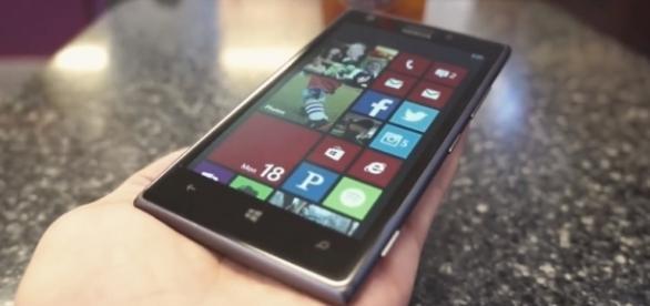Windows 8.1 System start screen (Image source: YouTube/Pocketnow)
