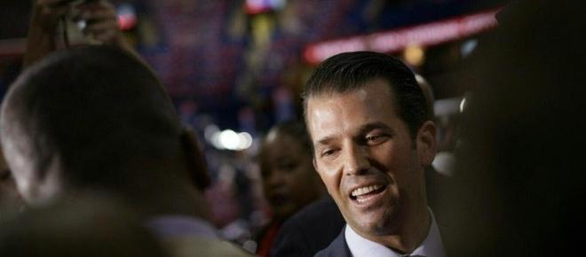 Trump Jr.'s emails: Republicans call it 'overblown,' Democrats call it 'treason'