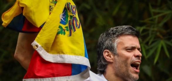 Leopoldo López salió de prisión gracias al beneficio de casa por cárcel