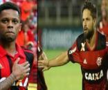 André e Diego são boas apostar para 15° rodada do Cartola FC. ( Foto: Reprodução)