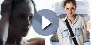 """Transformação de Ivana em """"A Força do Querer"""". (Foto: Reprodução)"""