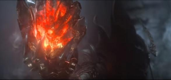 "Blizzard's latest clue hints the development of ""Diablo 4."" Diablo/YouTube"