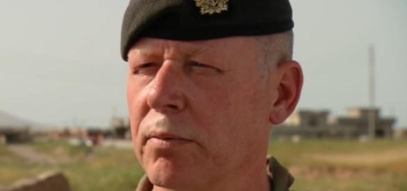 Il generale canadese Jonathan Vance