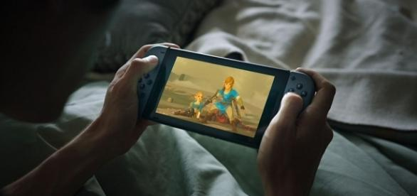 The Nintendo Switch | credit, flickr.com