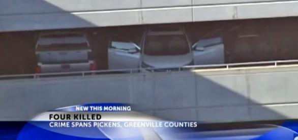 Photo vehicle belonging to Meredith Leigh Rahme screen capture from YouTube/WCBD NEWS 2