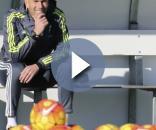 """Zidane dirige su primer entrenamiento: """"Es fundamental estar cerca ... - 20minutos.es"""