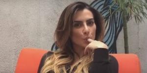 Cleo Pires vai aparecer em vídeo com duas pessoas